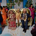 Weddings are grandly celebrated