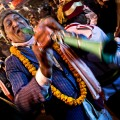 ...and the ceremony held every year in reverence of Lord Shiva, the founder of the city