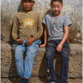 Boys from Tsetserleg, Mongolia