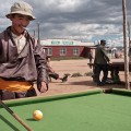 Snooker player, Mongolia